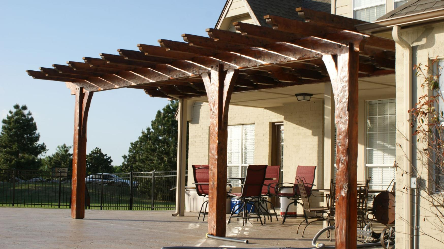 Pergolas | Green Country Outdoor Living | Tulsa on Rk Outdoor Living id=94327
